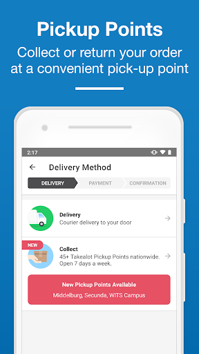 Takealot u2013 SAu2019s #1 Online Mobile Shopping App 2.5.0 screenshots 5