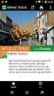 LokalFordele App (APK) scaricare gratis per Android/PC/Windows screenshot