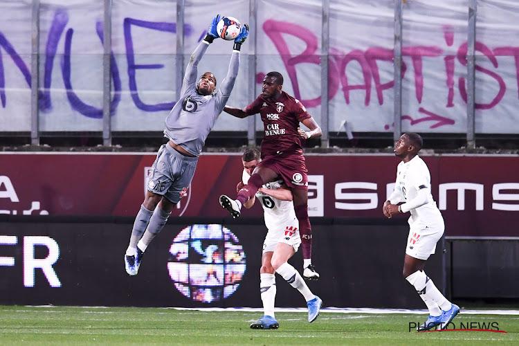 Ligue 1 : Lille tient bon grâce à Mike Maignan