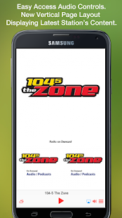 104-5 The Zone- screenshot thumbnail