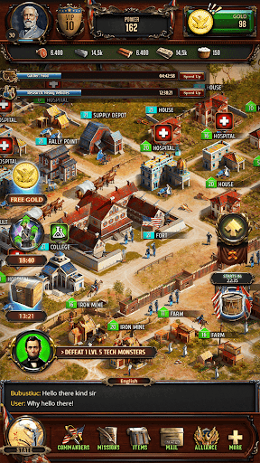 War and Peace: The #1 Civil War Strategy Game 2020.4.2 screenshots 8