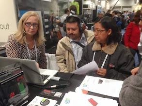 Photo: #CES2014 Geek by LH Labs Booth 6821 #geekoutces