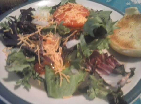 Soup And Salad Night