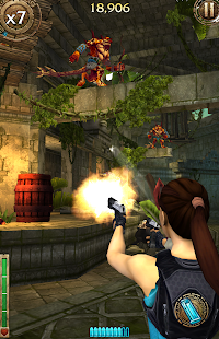 Lara Croft: Relic Run - screenshot thumbnail