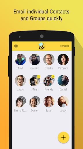 蜜蜂-電子郵件智慧和快速