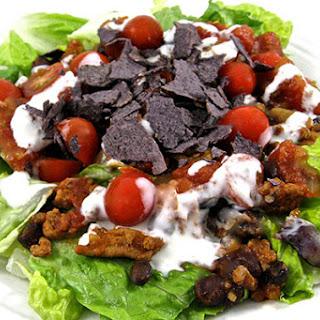 Nancy's Healthy Kitchen's Taco Salad