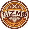 Logo of Gizmo Brew Works Gingerbread Red