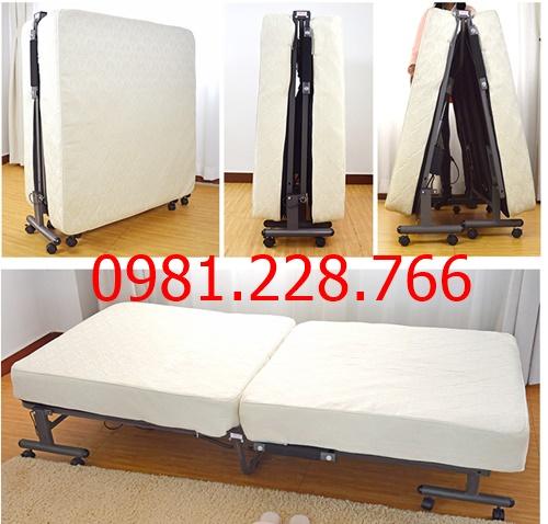 Phân phối giường phụ Extrabed tại Bắc Giang