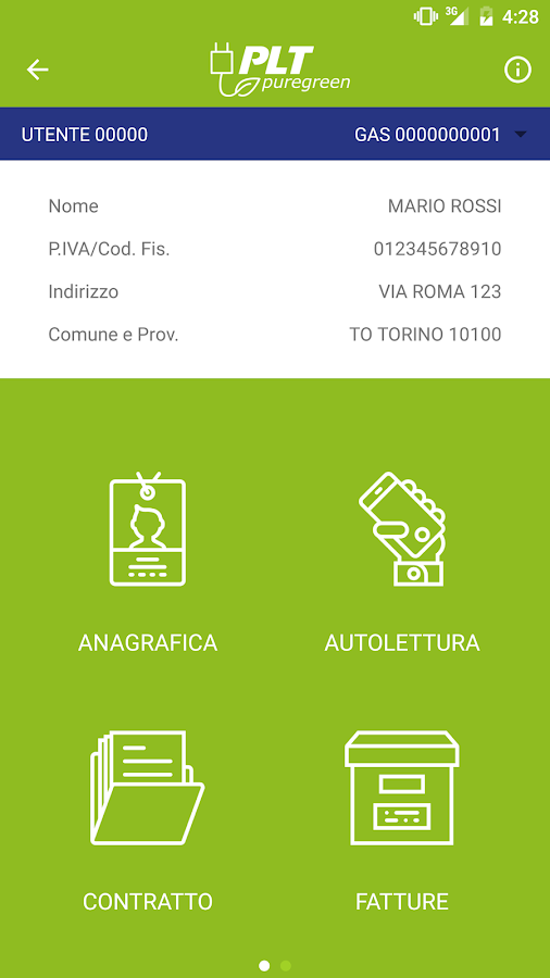 PLT puregreen- screenshot