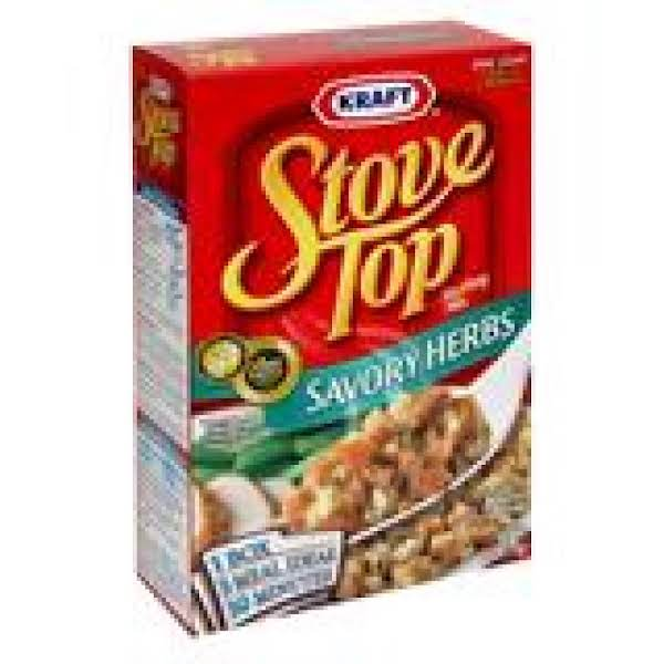 Oven Top Stuffing Mix Recipe