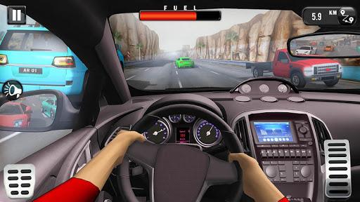 Speed Car Race 3D - New Car Driving Games 2020 apkdebit screenshots 9