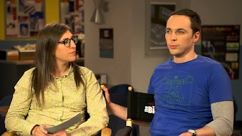 The Big Bang Theory: #JustAskBBT: If I Had to Go to Mars