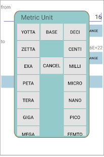 Metric Unit Converter - náhled