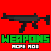 Tải Game Weapons Mod Minecraft Guns