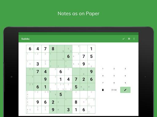 Sudoku - Free & Offline 2.2.2 screenshots 10