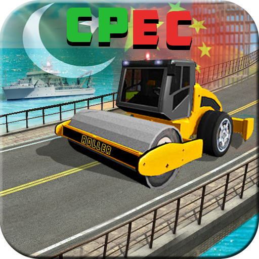 CPEC Game - Road Construction 2017