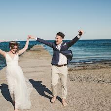 Wedding photographer Bogdan Gontar (bodik2707). Photo of 28.11.2017