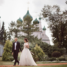 Wedding photographer Dmitriy Vasyachkin (vasya4kin). Photo of 04.01.2017