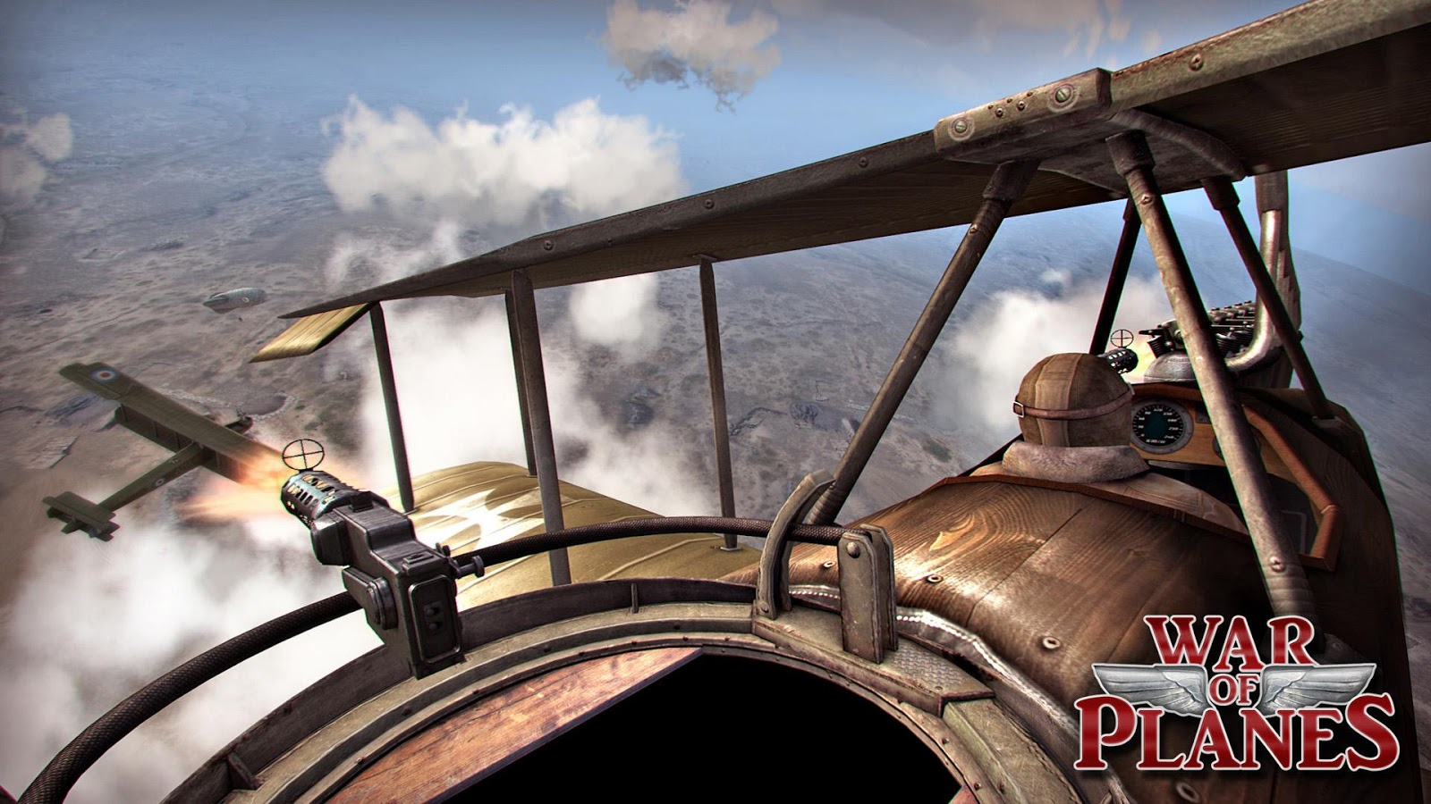 Sky Baron: War of Planes FREE- screenshot