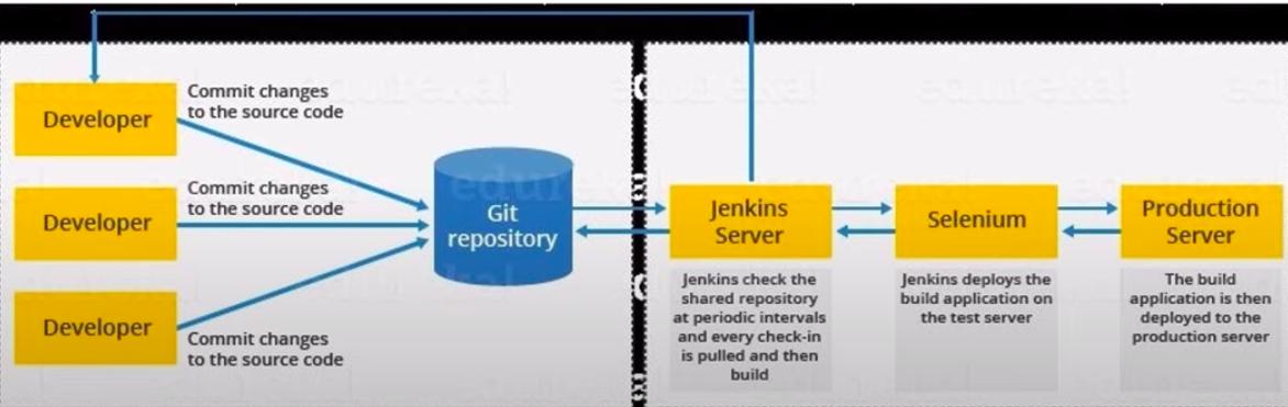 Jenkins process