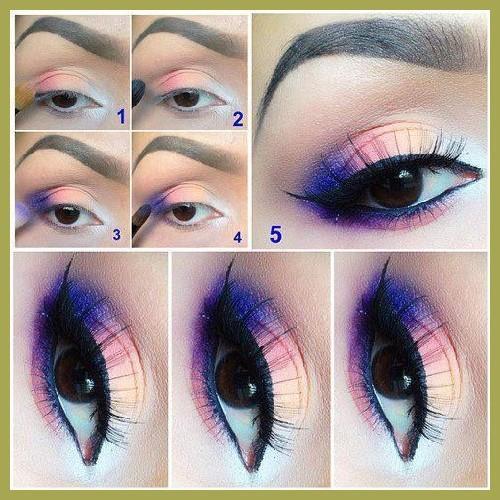 10000+ Eye Makeup Step By Step HD (Offline) 1.1 screenshots 8