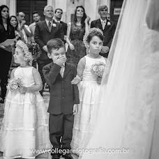 Wedding photographer Gessandro Carvalho (collegarefotogr). Photo of 05.12.2015