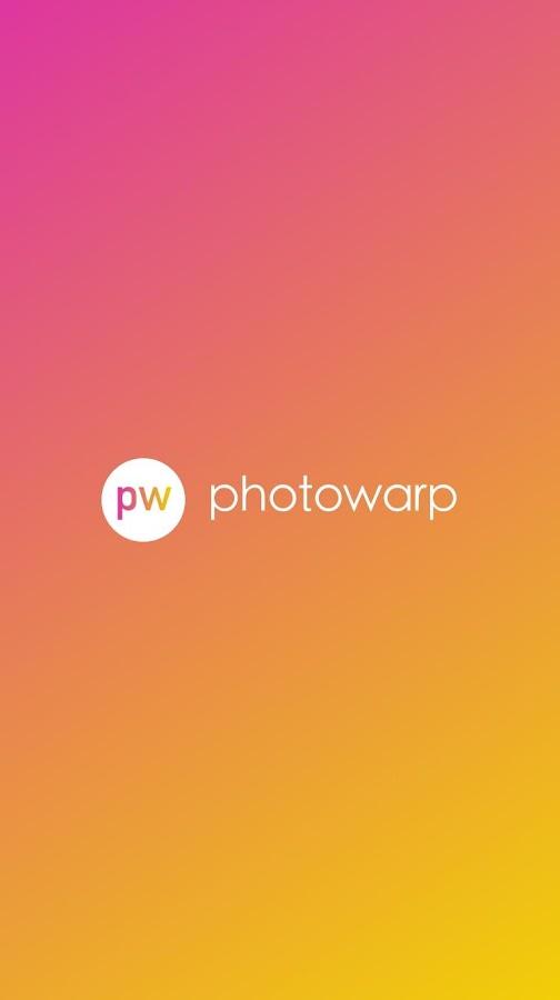 Screenshots of Photo Warp for iPhone