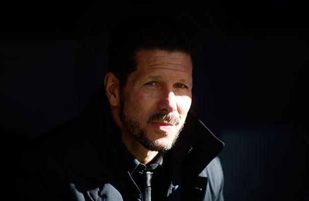 "El Atlético negó al ""Cholo"" Simeone a la AFA"