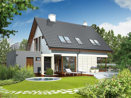 projekt domu tim g1 wersja a taw 992