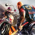 Highway Death Moto- New Bike Attack Race Game 3D icon