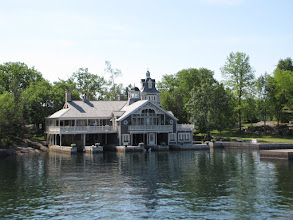 Photo: Originally a boat house, later turned into a residence