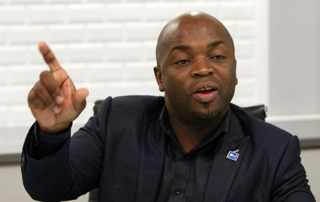 Tshwane executive mayor Solly Msimanga. Picture: SUNDAY TIMES