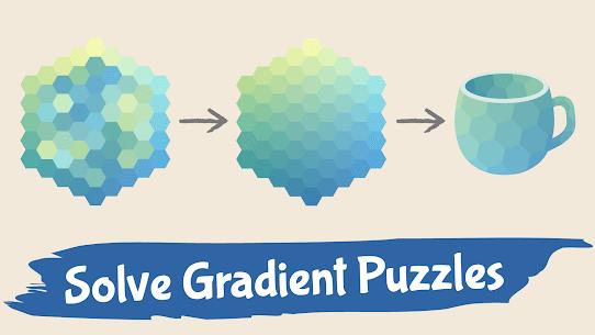 Color Gallery – Gradient Hue MOD (Unlock All Levels) 5