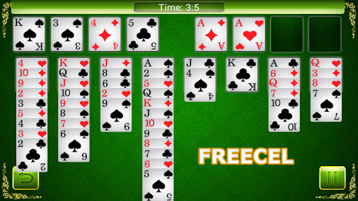 Solitaire 6 in 1  screenshots 6