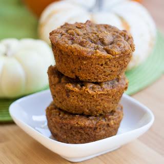 Pumpkin-Date Muffins