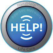 Worldwide emergency rescue app HandHelp™ Life Care