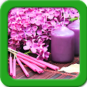 Lilac Live Wallpapers icon
