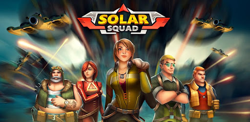 AFC Solar Squad: Space Attack Ver  1 8 2 MOD APK | Unlimited