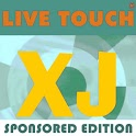 Live Touch XJ Sponsored dj mp3 icon