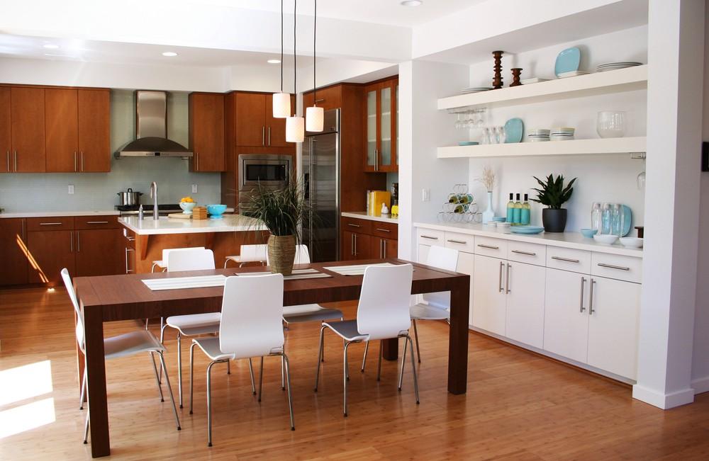 thiết kế nội thất phòng bếp tại hải phòng
