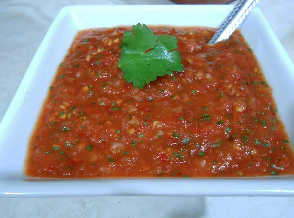 Roasted Tomato & Thai Salsa Recipe