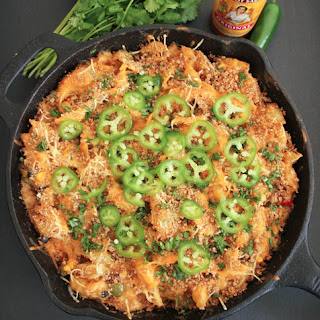 Mexican Mac and Cheese.