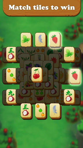 Mahjong Forest screenshot 1