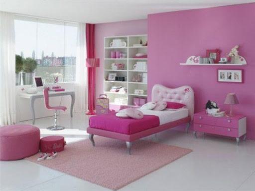 十几岁的房间设计