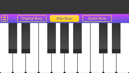打嗝放屁弹钢琴