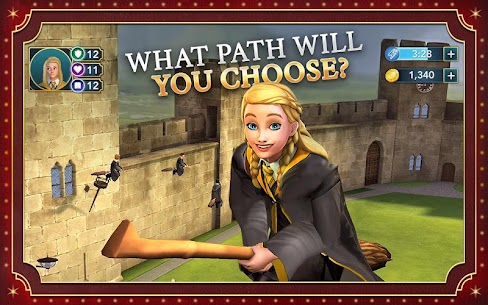 Harry Potter Hogwarts Mystery Mod Apk 3.3.3 [Unlimited Energy] 6