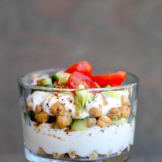 Savory Yogurt Parfait