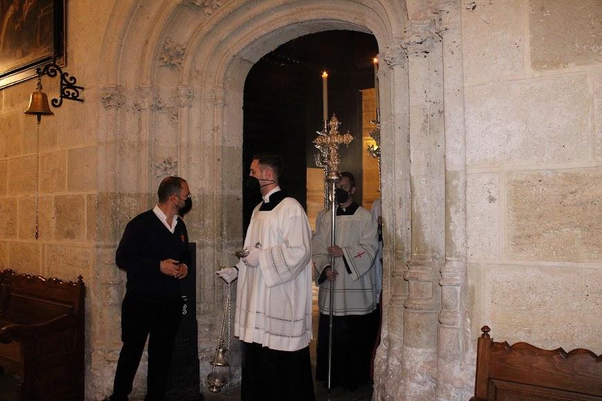 Puerta de la Sacristía Mayor de la Catedral de la Encarnación.