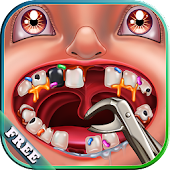 Dentist for Kids Free Fun Game