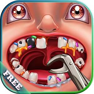 Dentist for Kids Free Fun Game for PC and MAC